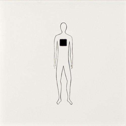 Ominide - acilico su tela 50 x 50 cm - 2009